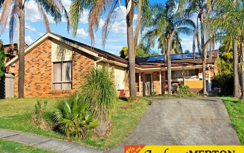 20 Barnier Drive, Quakers Hill NSW 2763