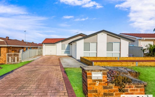 3 Stott Cl, Bonnyrigg NSW 2177