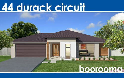 44 Durack Circuit, Estella NSW 2650