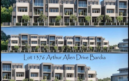 Lot1/1376 Arthur Allen Drive, Edmondson Park NSW 2174