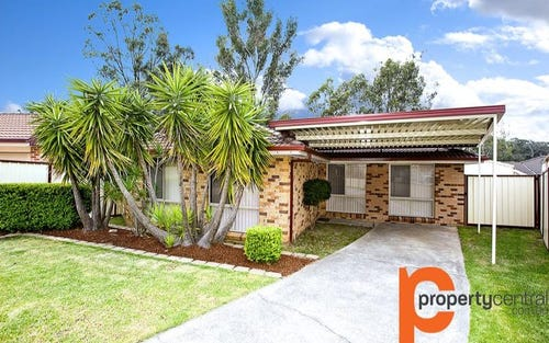 160 Goldmark Crescent, Cranebrook NSW