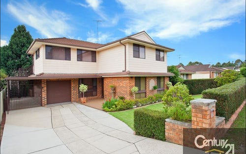 107 Farnham Road, Quakers Hill NSW 2763