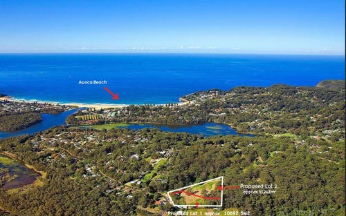 Lot 1/10 Hillside Rd, Avoca Beach NSW 2251
