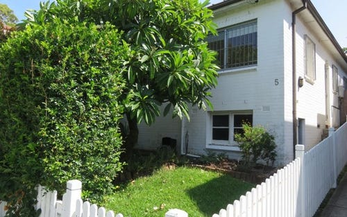 5 Manns Ave, Greenwich NSW