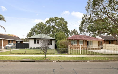 9, 11 & 13 Sutton Road, Ashcroft NSW 2168