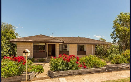4 Alfred Hill Drive, Melba ACT