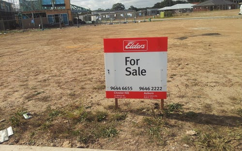 Lot 87 - 11 Bullrush Cres, Voyager Point NSW 2172