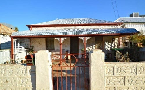 467 Thomas Street, Broken Hill NSW 2880