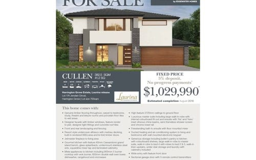 Lot 174 Jenolan Circuit, Harrington Park NSW 2567