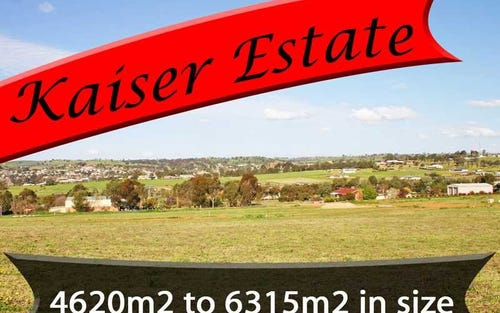 Lots 1 to 27 Kaiser Est, Junee NSW 2663