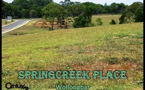 Lot 14, Springcreek Place, Wollongbar NSW 2477
