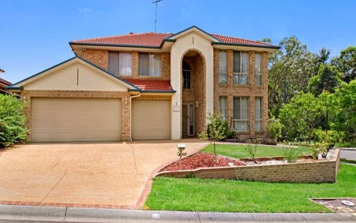 1 Radcliffe Place, Kellyville NSW