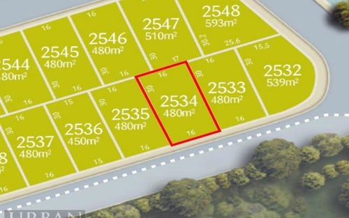 Lot 2534 Proposed Road | Stonecutters Ridge, Colebee NSW 2761