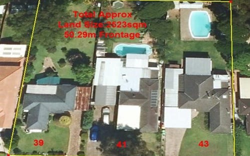 39,41,43 Orchard Road, Bass Hill NSW 2197