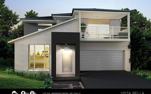 Lot 202 to 209 Andrews Grove, Kellyville NSW 2155