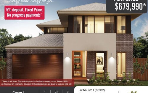 Lot 3311 Jardine Way, Jordan Springs NSW 2747