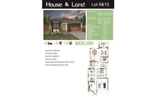 Lot 9/76-78 Schofields Farm Road, Schofields NSW 2762