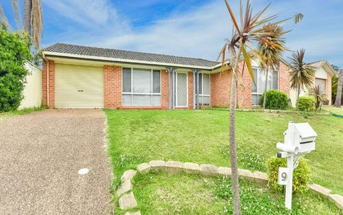 9 Mackillop Cresent, St Helens Park NSW 2560