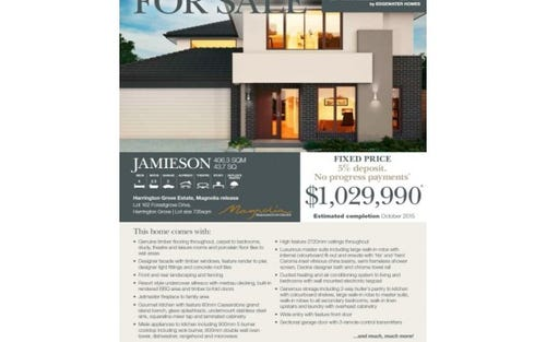Lot 162 Forestgrove Drive, Harrington Park NSW 2567