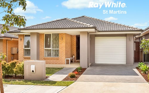 20 Thomas Icely Avenue, Bungarribee NSW