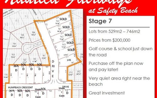 Nautica Fairways - Stage 7, Safety Beach NSW 2456