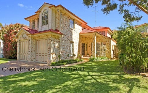 15 Fernbrook Place, Castle Hill NSW 2154