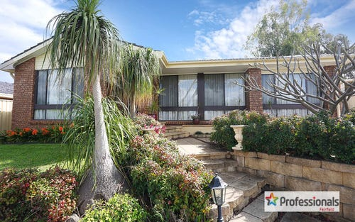 41 Ben Lomond Street, Bossley Park NSW 2176