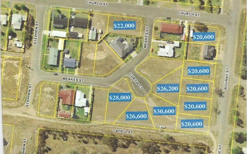 Lot 17 Curtis Court, Hay NSW 2711