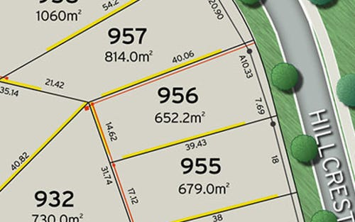 Lot 956, Hillcrest Drive, Gillieston Heights NSW 2321