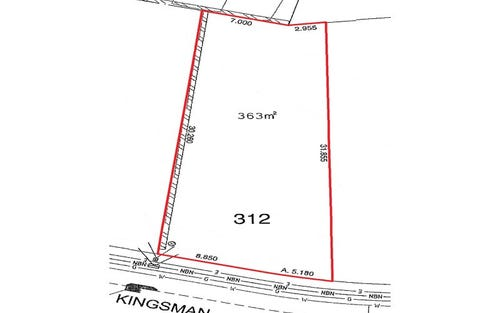 Lot 312 Kingsman Avenue, Elderslie NSW 2570