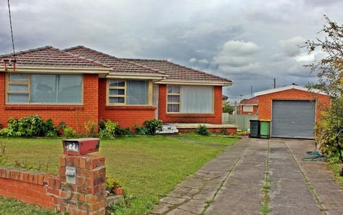 24 Maree Avenue, Cabramatta West NSW 2166
