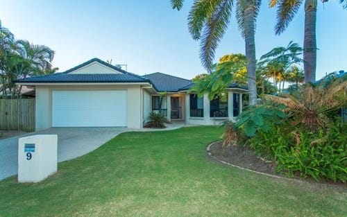 9 Beachside Pl, Shoal Point QLD 4750