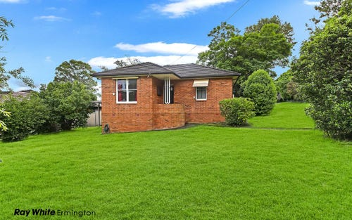 1 Fyall Street, Ermington NSW