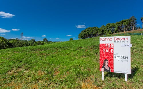 Lot 14, Plateau Drive, Wollongbar NSW 2477