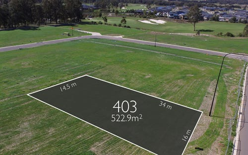 Lot 403 Stonecutters Drive Greenway Estate, Colebee NSW 2761