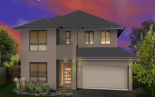 Lot 519 Bladensburg Rd Hill View Rise, Kellyville NSW 2155