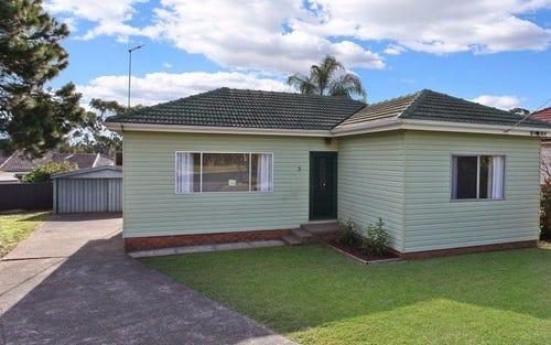3 Myoora St, Seven Hills NSW