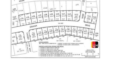 Lot 441 Graham Drive, Kelso NSW 2795
