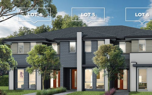 Lot 4 Cnr Stanhope Parkway and Wakely Parade, The Ponds NSW 2769