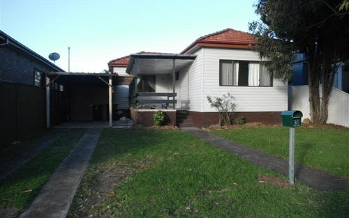 3 AMESBURY AVENUE, Sefton NSW