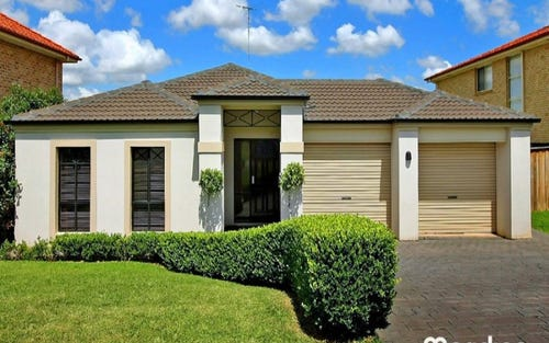 4 Patya Circuit, Kellyville NSW