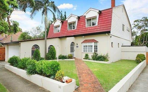 26 KINGSLAND ROAD, Strathfield NSW
