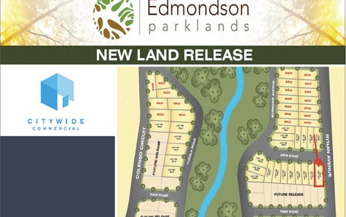 Lot 100, 45 Rynan Avenue, Edmondson Park NSW 2174