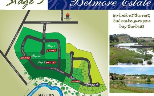 Lot 88 Belmore Estate Stage 5, Goulburn NSW 2580