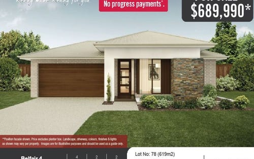 Lot 78 O'Meally St, Harrington Park NSW 2567