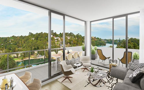 Building A/316-332 BURNS BAY RD, Lane Cove NSW