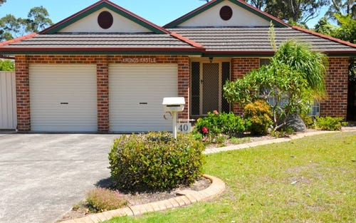 40 Cammaray Drive, St Georges Basin NSW 2540