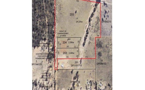 Lot 202 Tomlinson's Lane, Narrabri NSW 2390