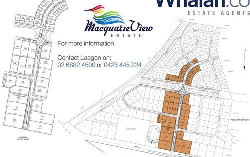 Lots 101 - 136 Macquarie View Estate, Dubbo NSW 2830