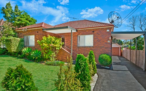 15 Wentworth Rd, Eastwood NSW 2122